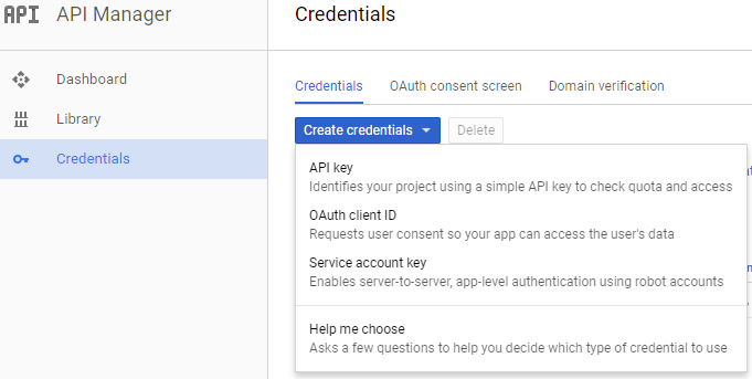 How do I access Google API data using ASP NET? - Washam Development